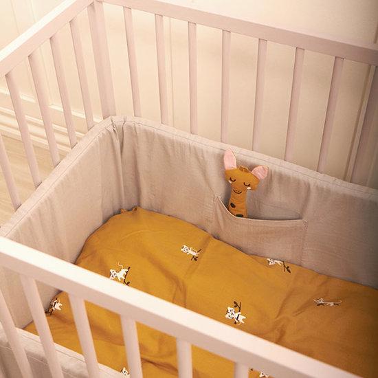 Roommate Dekbedovertrek baby Tiger - Roommate