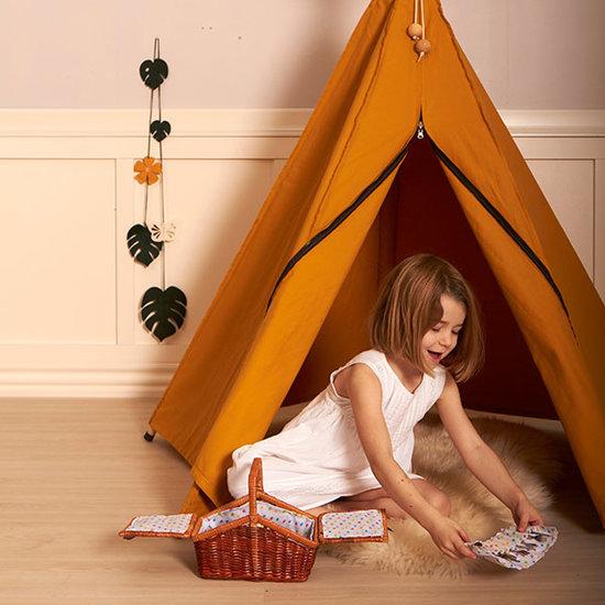 Roommate Tipi - Hippie speeltent - Ochre - Roommate