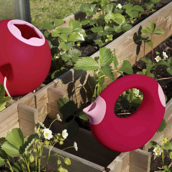 Quut Quut Cana Large Cherry Red-Sweet Pink watering can