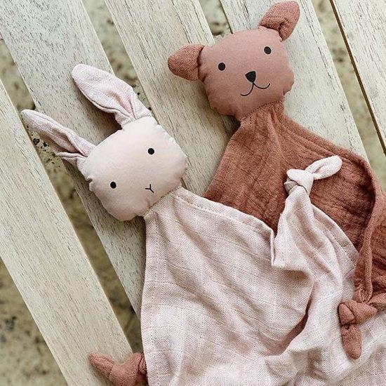 Liewood Liewood Yoko mini cuddle cloths Rose mix