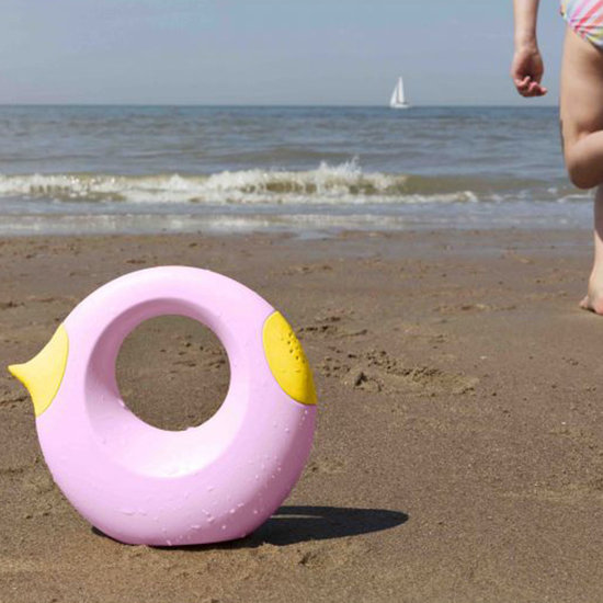 Quut Quut Cana Small Sweet Pink + Yellow gieter