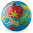 Crocodile Creek Crocodile Creek play ball 10cm - Mermaid