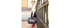 Jeune Premier school bag