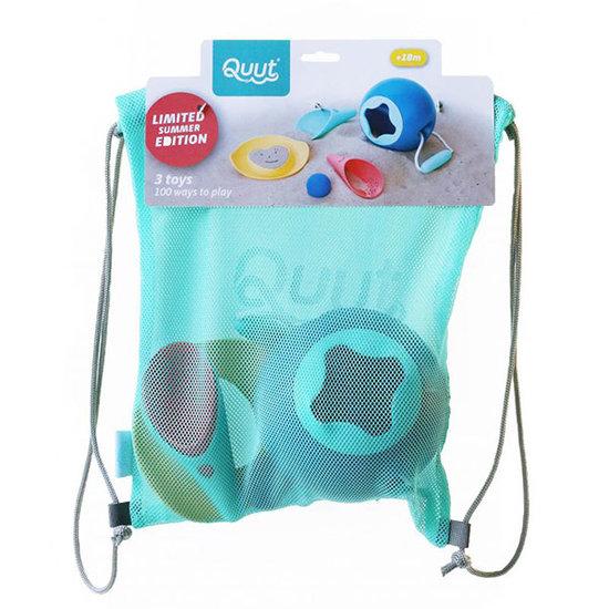Quut Quut strandset Mini Ballo + Cuppi + Shaper