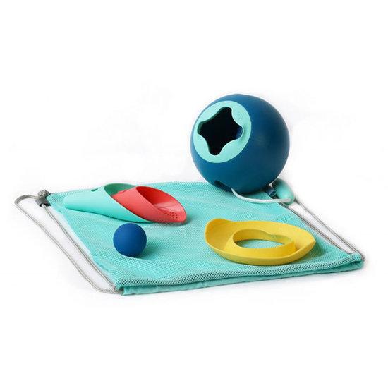 Quut Quut Strandspielzeug Mini Ballo + Cuppi + Shaper