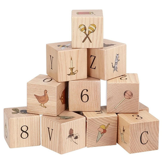 Konges Slojd Konges Slojd houten blokken Multi