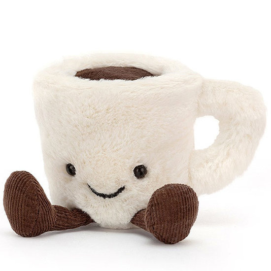 Jellycat Jellycat knuffel Amuseable Espresso Cup