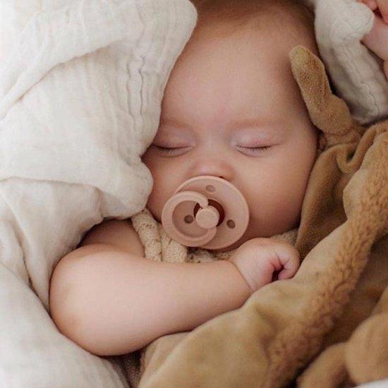 Bibs Pacifier Baby blue - Bibs - T2 - 3-18 months