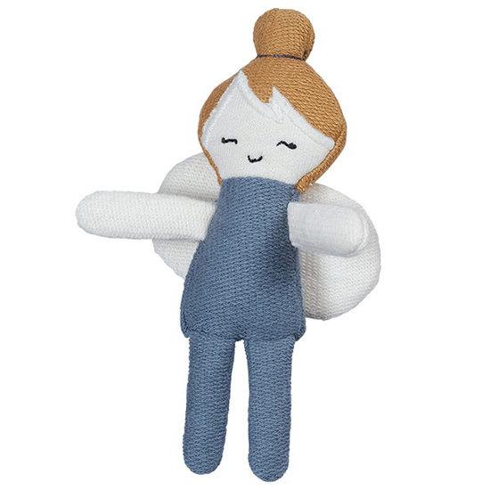 Fabelab Puppe Pocket Friend Fairy Blue Spruce - Fabelab