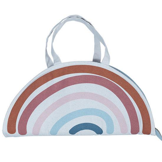 Fabelab Fabelab Spieltasche Rainbow
