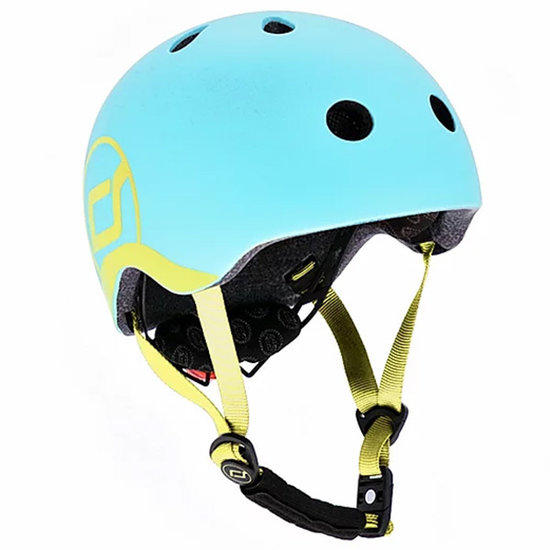 Scoot and Ride Scoot and Ride helm XXS-S - Blueberry