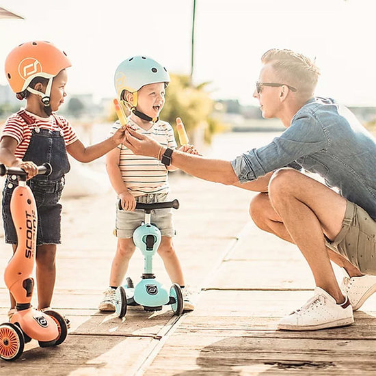 Scoot and Ride Scoot and Ride Kinderhelm XXS-S - Blueberry