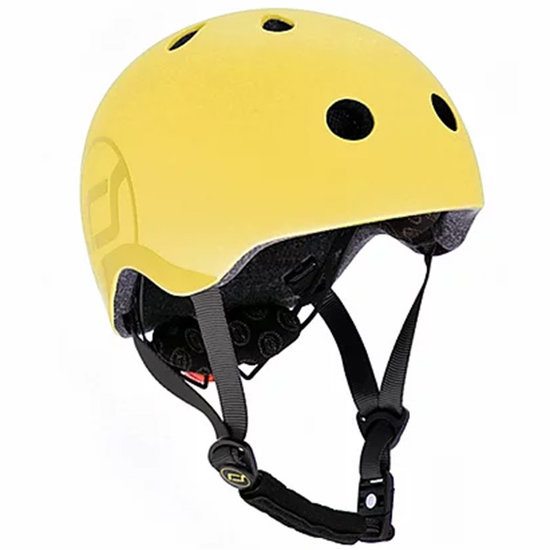Scoot and Ride Scoot and Ride helm S-M - Lemon