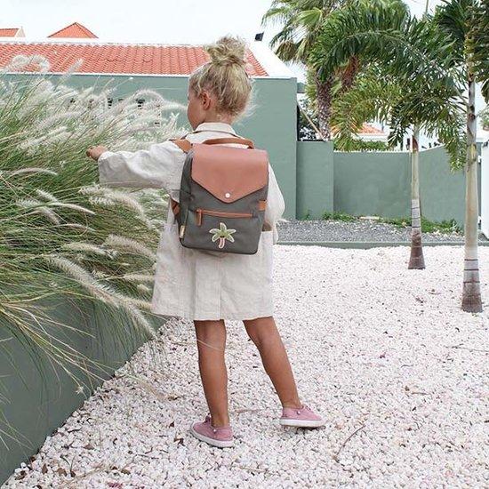 Eef Lillemor Rugzak Tropical 8-12jr - Palm tree - Eef Lillemor