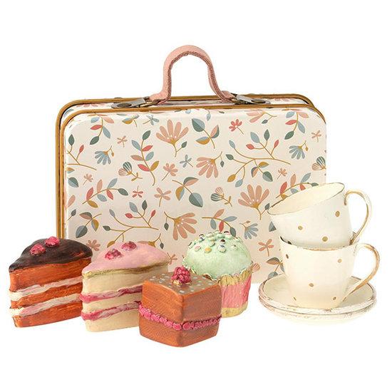 Maileg Maileg cake set in koffer