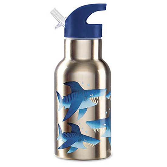Crocodile Creek Thermos drinkfles Shark - Crocodile Creek