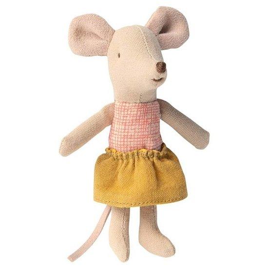 Maileg Maileg kleine zus muis in doosje