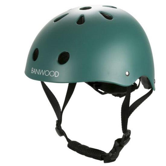 Banwood Banwood Fahrradhelm - Matte Green