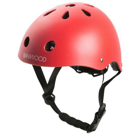 Banwood Banwood helm - Matte Red