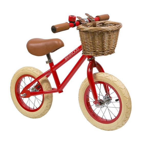 Banwood Banwood Laufrad First Go - Red