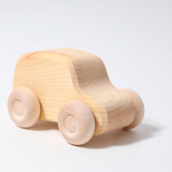 Grimm's Grimm's houten auto's - set van 6