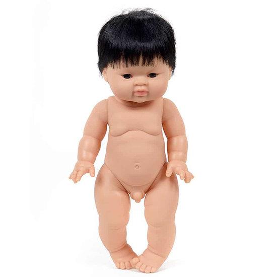 Minikane Babypop jongen Aziatisch Jude - Paola Reina
