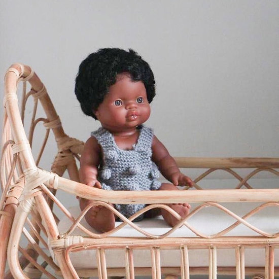 Minikane Poupée garçon africain Jaro - Paola Reina