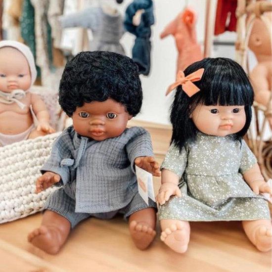 Minikane Babypop jongen Afrikaans Jaro - Paola Reina