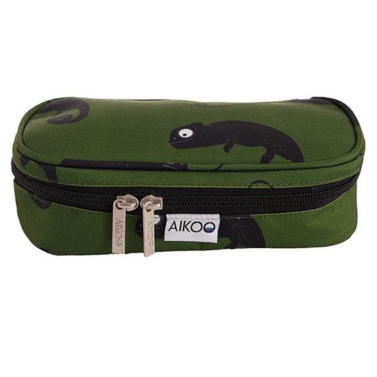 Aikoo Pencil box Chameleon - Aikoo