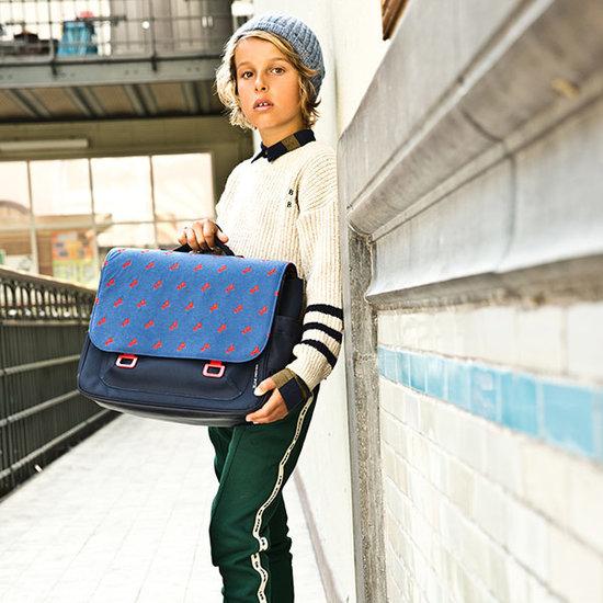 Jeune Premier boekentas School bag Midi Horsepower - Jeune Premier