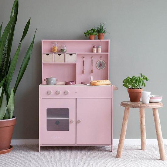 Little Dutch Speelgoed keuken roze - Little Dutch