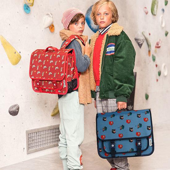 Jack Piers School bag Paris Large Tiger Paint - Jack Piers