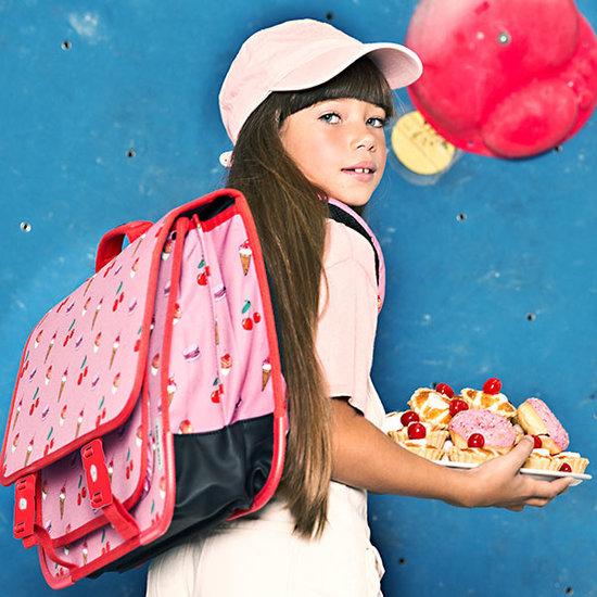 Jack Piers Boekentas Paris Large Cherry Pop - Jack Piers