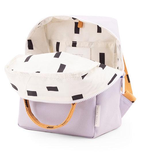 Sticky Lemon Sticky Lemon backpack S Sprinkles lavender apricot