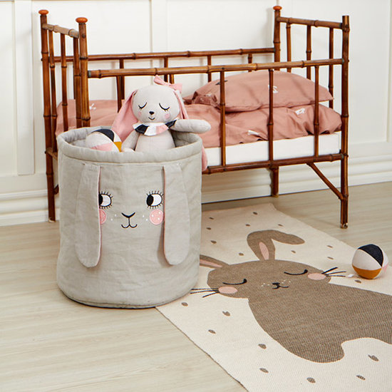 Roommate Dekbedovertrek baby Rabbit - Roommate