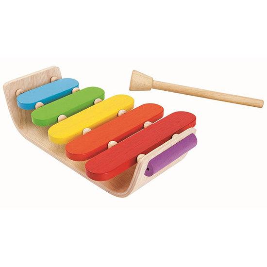 Plan Toys Xylofoon ovaal - Plan Toys +1.5jr