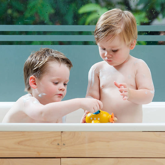 Plan Toys Plan Toys badspeelgoed duikboot +1jr