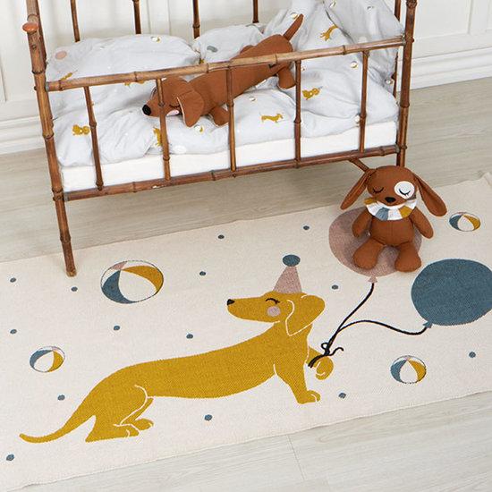 Roommate Dekbedovertrek baby Magic Dogs - Roommate