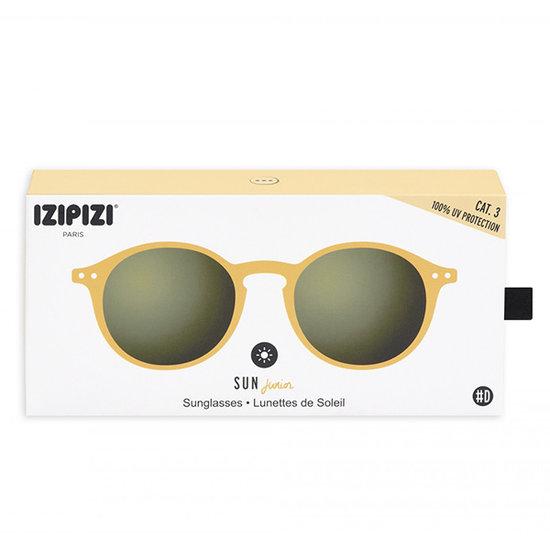 Izipizi Izipizi zonnebril Junior #D 5-10jr - Yellow Honey