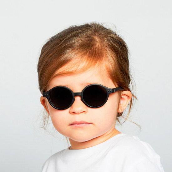 Izipizi Izipizi zonnebril kids 3-5jr - Black