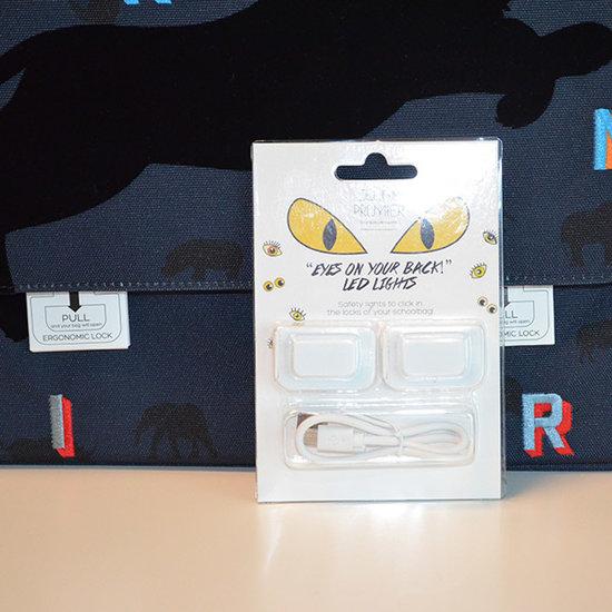 Jeune Premier boekentas Jeune Premier LED lights for your school bag