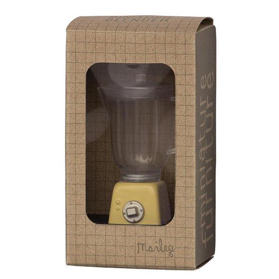 Maileg Maileg mini blender - Yellow