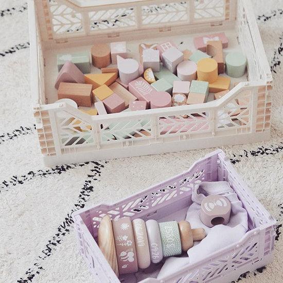 Aykasa Aykasa crate midi - Cream