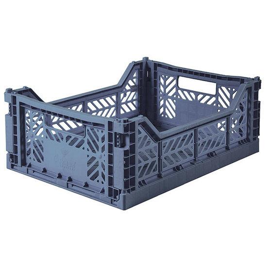 Aykasa Aykasa crate midi - Cobalt blue