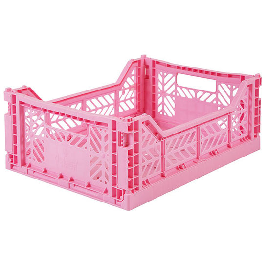 Aykasa Aykasa Kiste Midi - Baby pink