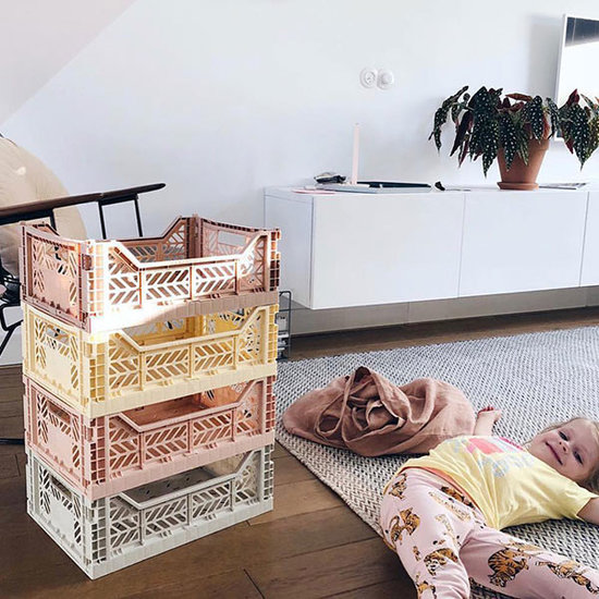 Aykasa Aykasa crate midi - Baby pink