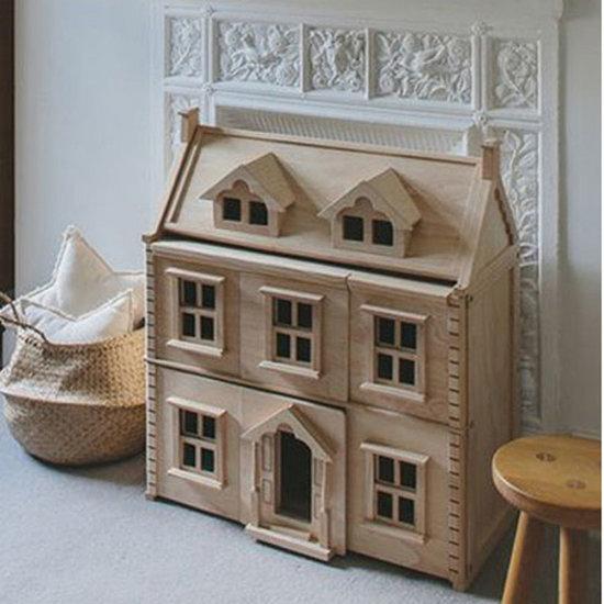 Plan Toys Plan Toys viktorianisches Puppenhaus