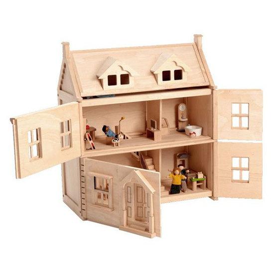 Plan Toys Plan Toys Victorian dollhouse