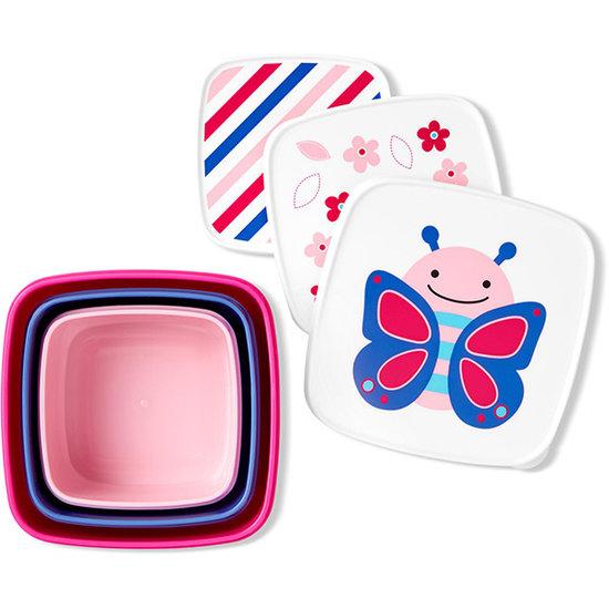 Skip Hop Skip Hop Brotdose 3er Set - Schmetterling