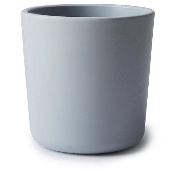 Mushie Mushie drinkbekers set van 2 - Cloud